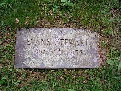 Evans STEWART by midgefrazel