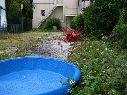 A Year Of Living Charitably Recycle A Swimming Pool
