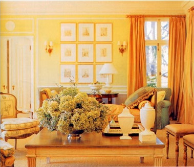 Color Of The Month Yellow Decor8