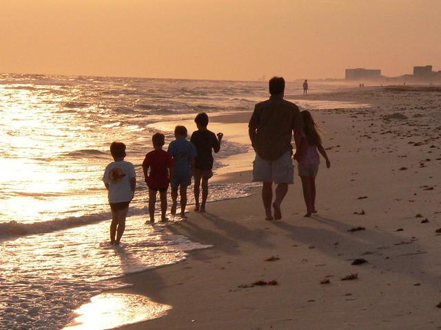 A Walk on the Beach.JPG