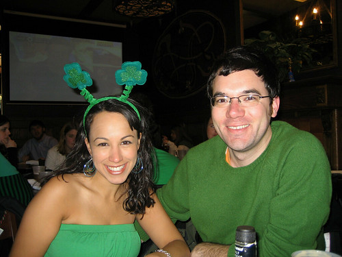St. Patrick's Day in DC 2007