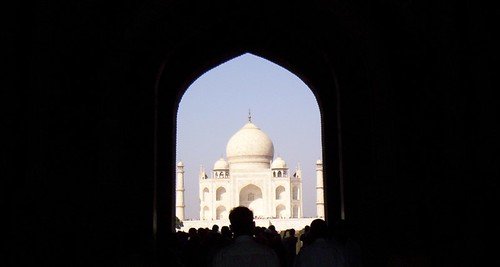 Gateway to the Taj
