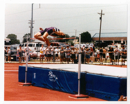 High Jump - Joe Cebulski - Tulsa, Oklahoma
