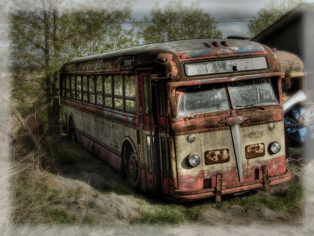 Old Bus 86