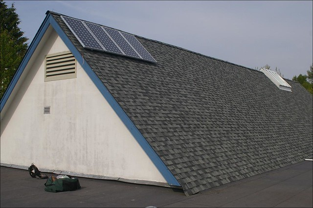 Solar photovoltaic install in mission bc flickr photo sharing