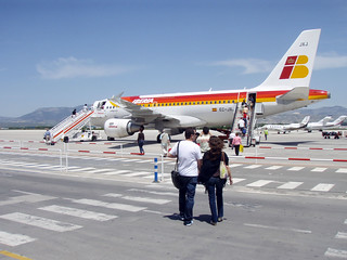 Iberia Airlines Granada