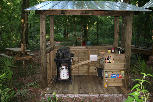 2006 Grill Shed Back | Flickr - Photo Sharing!