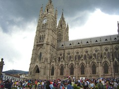 Basilica Del Voto Nacional -Take a tour of the most unique and amazing architectures of Quito - Things to do in Quito