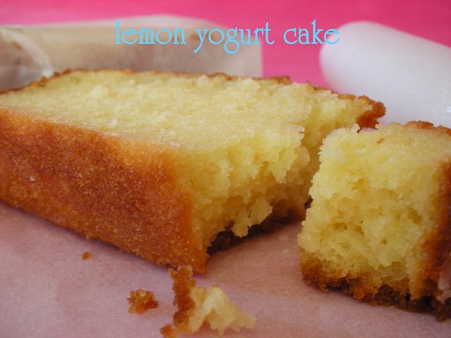 Lemon Yogurt Cake Recipe Almond Meal