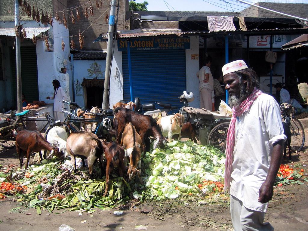 Hyderabad market