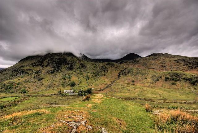 Snowdon, Wales