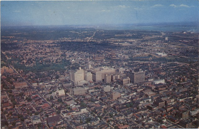 Aerial View of Wilmington, Delaware | Flickr - Photo Sharing!