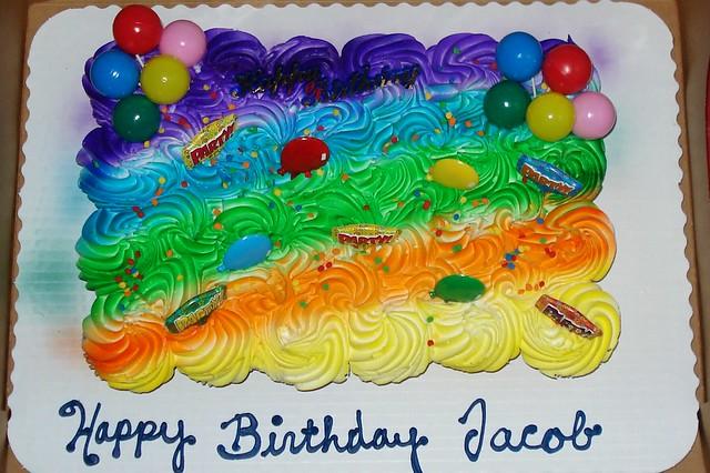 Cakes Birthday Walmart
