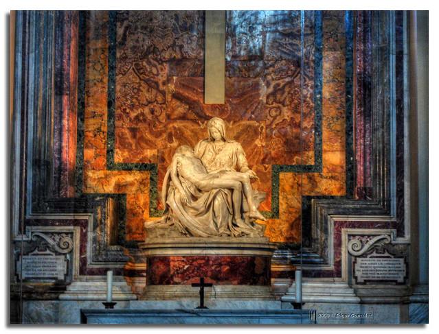 Michelangelo Buonarroti Pieta Piet Michelangelo