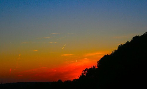 sunset sky evening abend paintball geburtstagsfeier himme 1252007 chrisisparty chrisisfeier