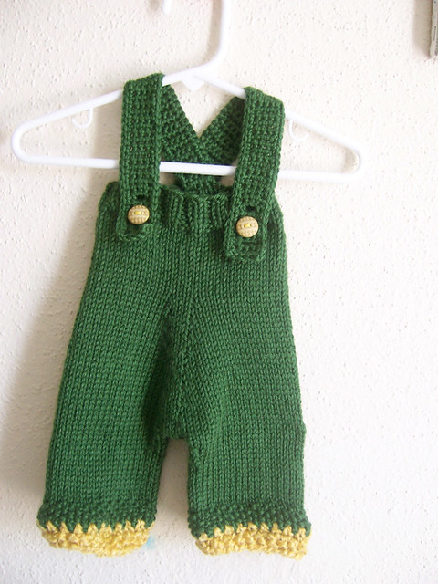 Monster face butt longies free pattern toddlers « KnitnScribble