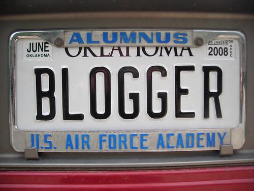Oklahoma Blogger