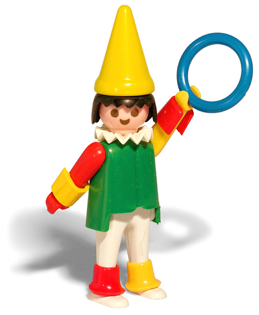 Playmobil Clown, 1974
