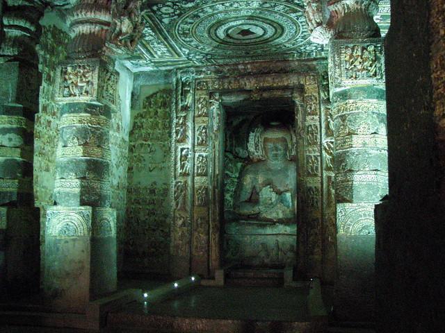 Buddha (Ajanta)