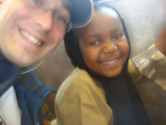 we took turns photographing each other