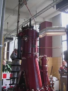 Burmeister & Wain Number 1 engine