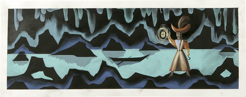 Peter Pan concept by Mary Blair