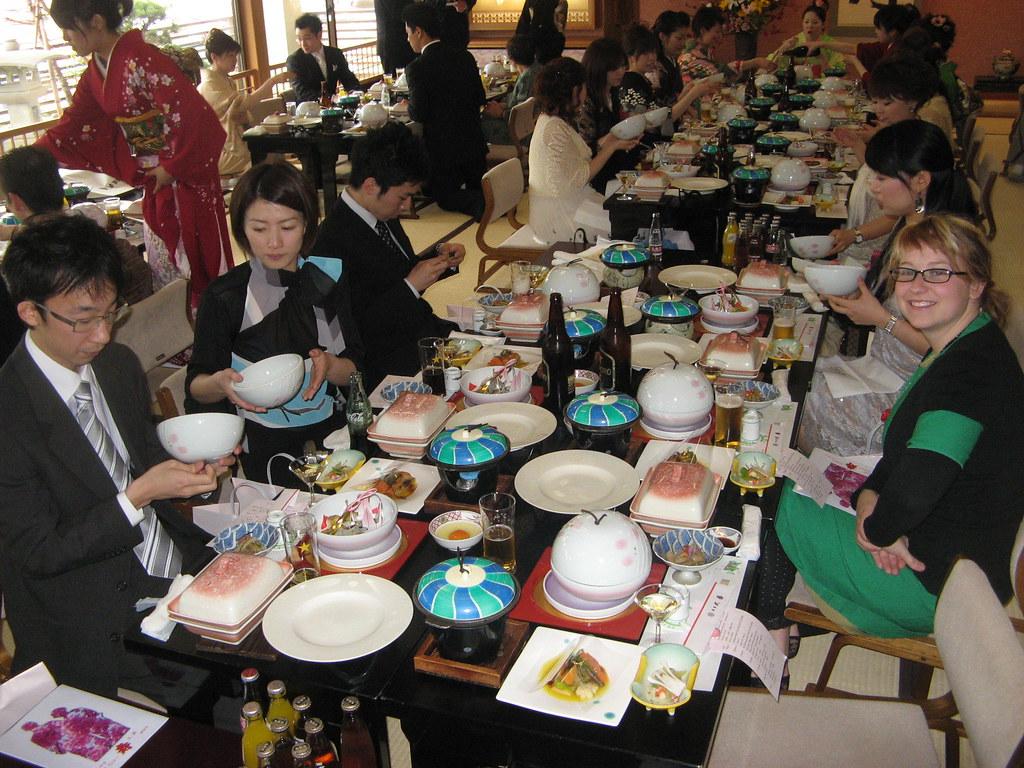 Traditional japanese wedding foods - Japanese Wedding Food 2