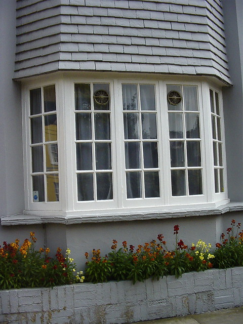 Cottage Bay Window Chelsea Sw3 Flickr Photo Sharing