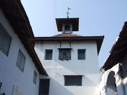 Kerela Synagogue in Jewtown district of Kochi