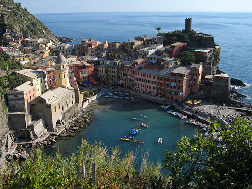 One more photo from Vernazza