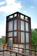 Rusty Elevator