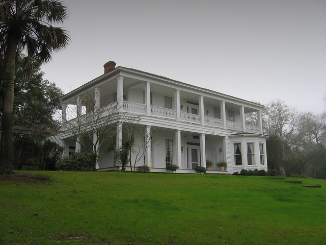 Old Southern Mansion Flickr Photo Sharing