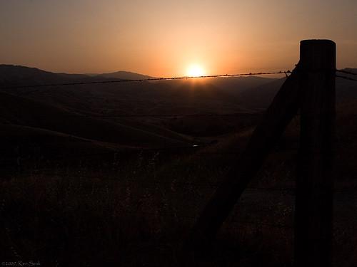 california mountains sunrise canon tehachapi kenszok