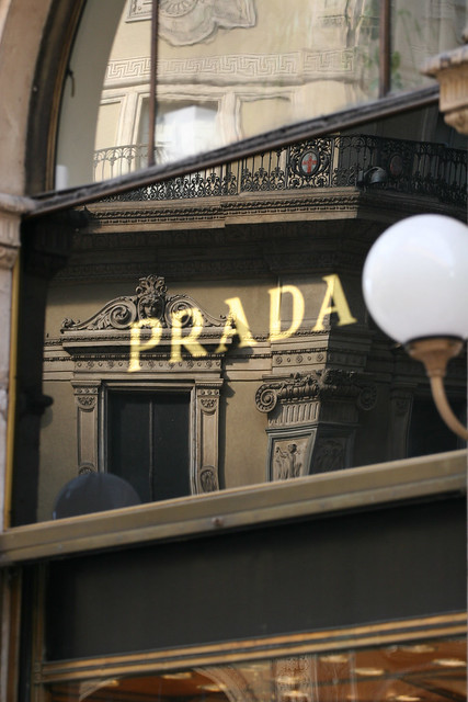 Prada Reflections
