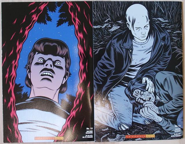 charles burns graphic novel black hole