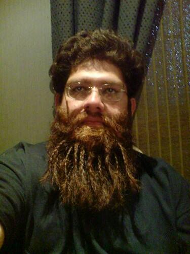 My braided beard! | Flickr - Photo Sharing!