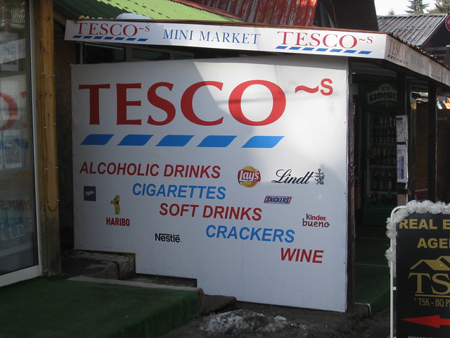 tesco marketing orientation Large b2b firms are often advanced in their customer orientation, and some b2c   for instance, tesco, a leading uk retailer, has recently made significant.