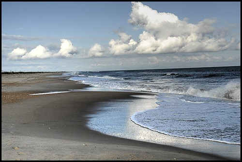 outer banks ocean and beach