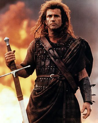 This is Mel Gibson
