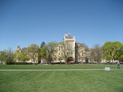 USU Campus - Old Main