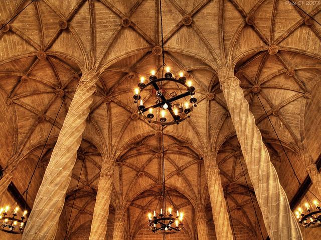 Lonja de la Seda o de los Mercaderes  Flickr - Photo Sharing!