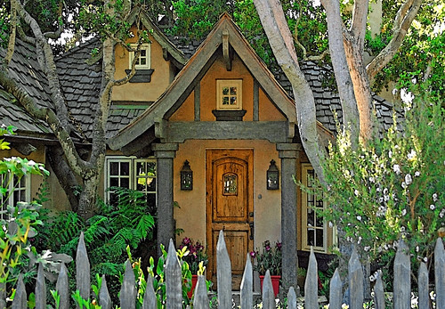 The Fairytale Cottages Of Carmel