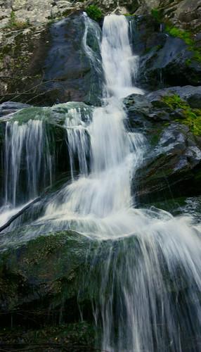 nature water rock virginia waterfall moss va slowshutter shenandoah skylinedrive shenandoahnationalpark snp darkhollow easternnorthamericanature goldstaraward