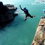Preseli Venture coasteering