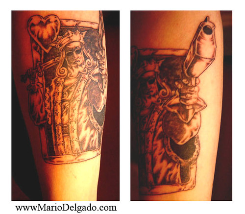 Suicide king flickr photo sharing for Suicide kings tattoo