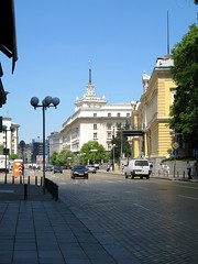 Boulevard of Czar Liberator