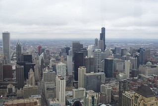 Chicago View from Hancock Center #4