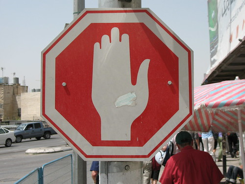 Hand Stop Sign_1724