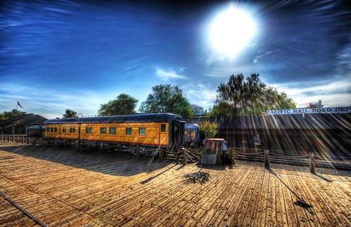 Union Pacific Classic by Stuck in Customs