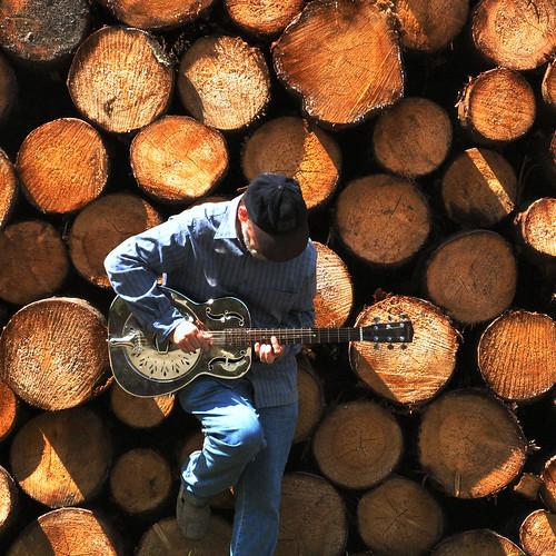 wood & steel